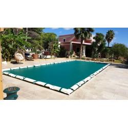 Per piscina 6 x 12 m - telo...
