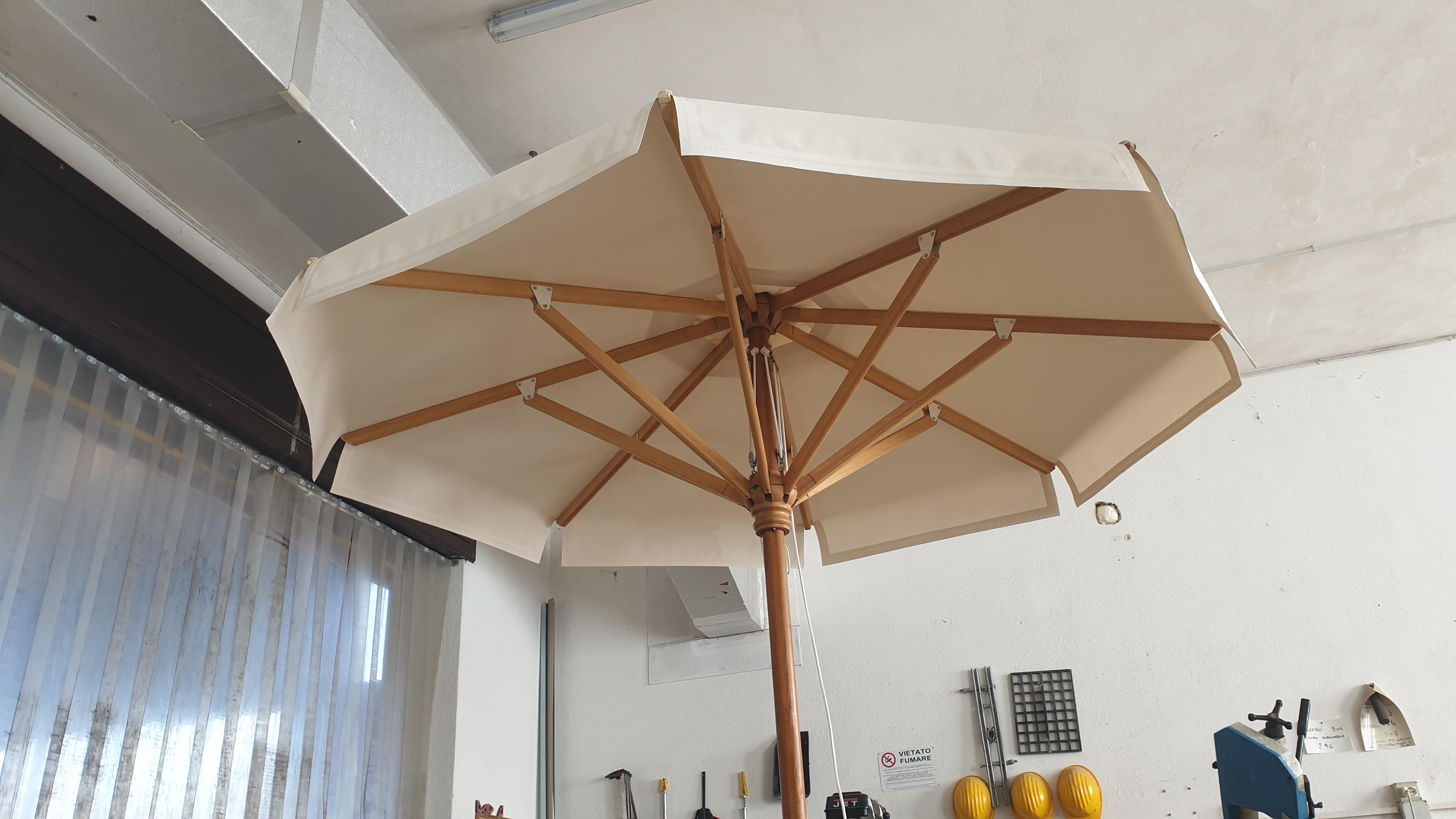 ombrelloni artigianali